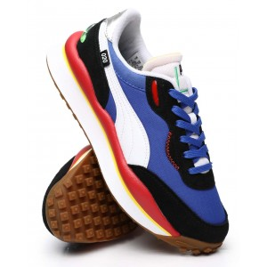 style rider play on jr sneakers (4-7)