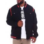 drip squad denim jacket (b&t)