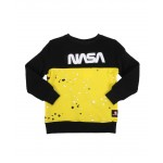 southpole x nasa chenille patch sweatshirt (4-7)
