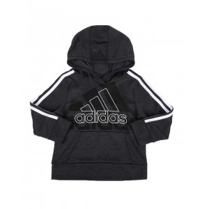 statement pullover hoodie (2t-4t)