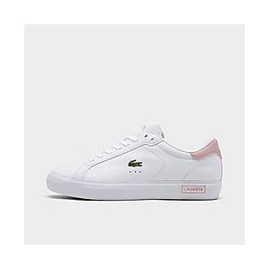 Womens Lacoste Powercourt Casual Shoes