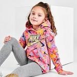 Girls Little Kids Nike Playground Hoodie
