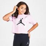 Girls Jordan Jumpman Graphic T-Shirt