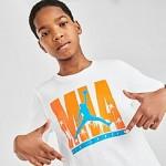 Boys Nike Miami Palm T-Shirt