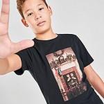 Boys Jordan Air Chimney T-Shirt