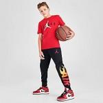 Boys Jordan Jumpman Flame Jogger Pants