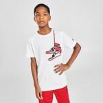 Boys Jordan AJ1 Street View T-Shirt