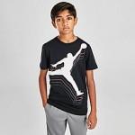 Boys Jordan Jumpman Shadow T-Shirt