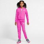 Girls Nike Sportswear Track Suit