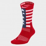 Unisex Nike Elite Energy Crew Basketball Socks