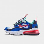 Big Kids Nike Air Max 270 React SE Casual Shoes