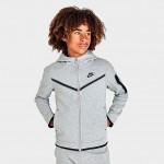Boys Nike Sportswear Tech Fleece Full-Zip Hoodie