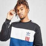 Mens adidas Originals ID96 Crewneck Sweatshirt