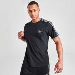Mens adidas Originals 3-Stripes California T-Shirt