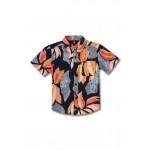 Garden Floral Woven Shirt