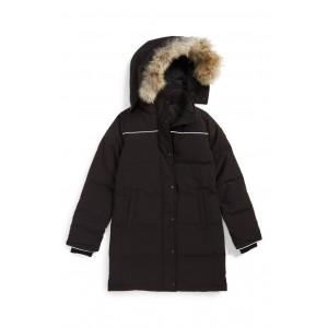 Juniper Down Parka with Genuine Coyote Fur Trim