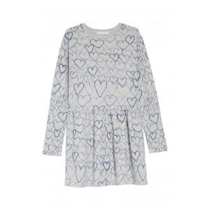 Marion Heart Print Dress