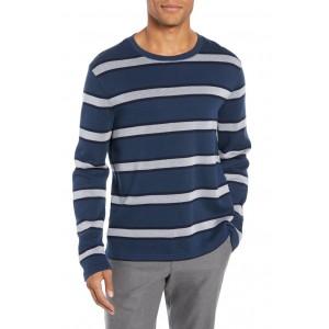 Trim Fit Stripe Sweater