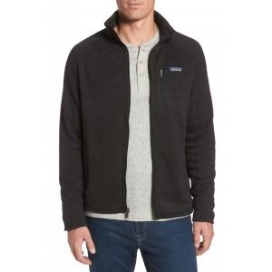 Better Sweater Zip Front Jacket