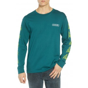 Scorpion Rose Long Sleeve T-Shirt