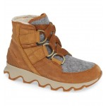 Kinetic Waterproof Short Lace-Up Boot
