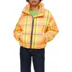 Bright Check Puffa Jacket