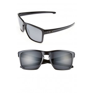 Silver XL 57mm Sunglasses