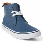 Talin Embroidered Sneaker Boot