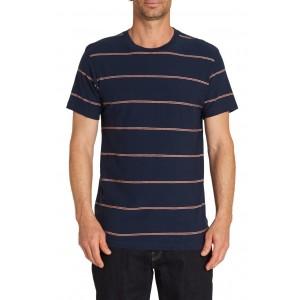 Die Cut Stripe T-Shirt