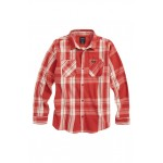 Wanted Plaid Flannel Shirt