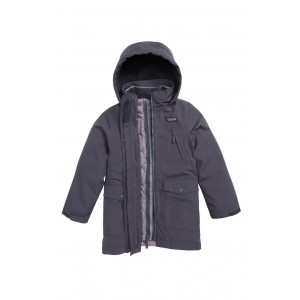 Tres Water Repellent 3-in-1 Down Parka