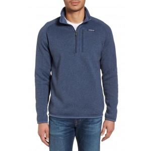 Better Sweater Quarter Zip Pullover