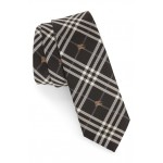 Stanfield Microcheck Silk Tie