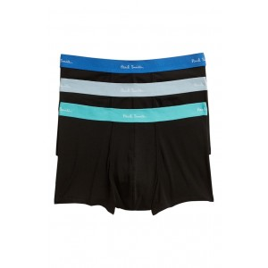 3-Pack Assorted Square Cut Trunks