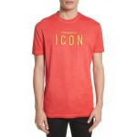Icon Embroidered T-Shirt