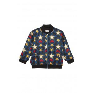 Joan Heart & Star Bomber Jacket