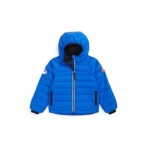 Bobcat Water Resistant Hooded Down Jacket