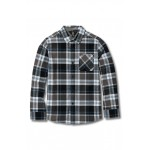 Caden Plaid Flannel Shirt