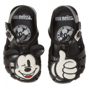 Aranha + Mickey Fisherman Sandal