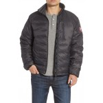 'Lodge' Slim Fit Packable Windproof 750 Down Fill Jacket