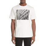 Flag On Building Graphic T-Shirt