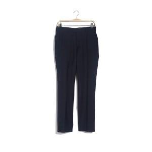 Blue Plaid Regent Fit Trousers