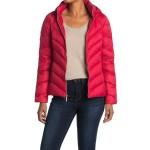 Short Packable Puffer Jacket