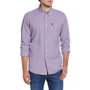 Gingham Tailored Fit Shirt
