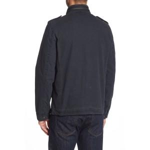 Reverse Twill Military Jacket