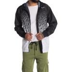 Enhance Hooded Windbreaker Jacket