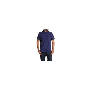 Riggs Woven Short Sleeve Slim Fit Shirt