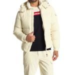 Detachable Hooded Puffer Jacket