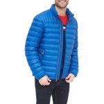 Quilted Packable Puffer Jacket