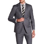 Adams Modern Fit TH Flex Performance Wool Blend Suit Separates Jacket - Extended Sizes Available